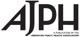 American Journal of Public Health Logo
